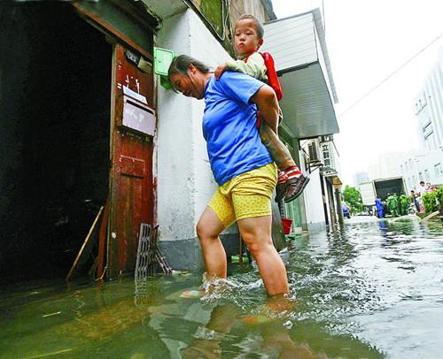 杭州梳理城区最易积水点 汛期重点监控