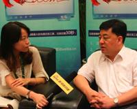 新浪浙江采访省旅游局副局长许澎