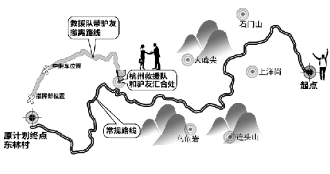 出事的地方是台州的临海十八潭,位于涌泉镇和杜桥镇之间的兰田山边,是