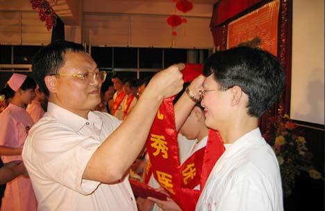 中国医师奖历届浙江获奖名单
