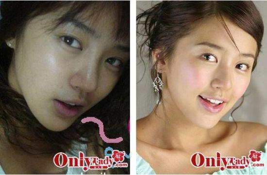 全智贤在韩国人中一定不算丑的了