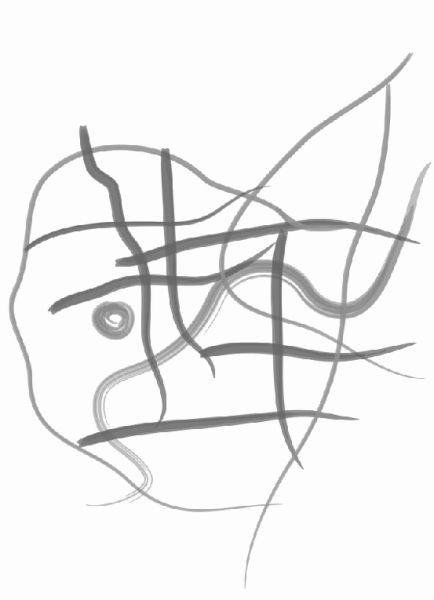 简笔画 设计图 手绘 线稿 434_600 竖版 竖屏
