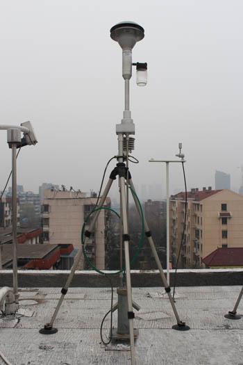 PM2.5和PM10双通道监测仪