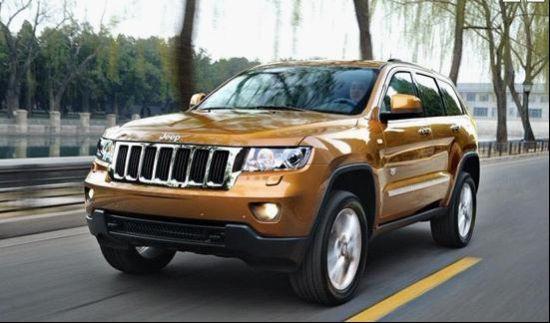 jeep大切诺基柴油版,美规版jeep大切诺基,jeep大切诺基中东版 高清图片