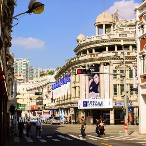中山路商业步行街