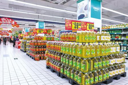 家乐福超市企业组织结构图