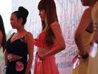 安徽举行胸模大赛