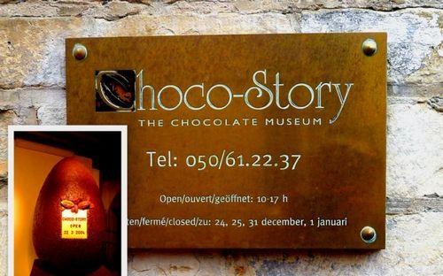 """""""巧克力的故事"""""""