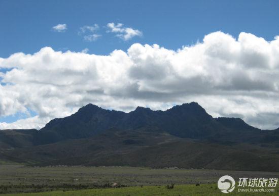 科多帕希国家公园——科多帕希火山,厄瓜多尔