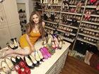收藏美鞋遭前夫起诉