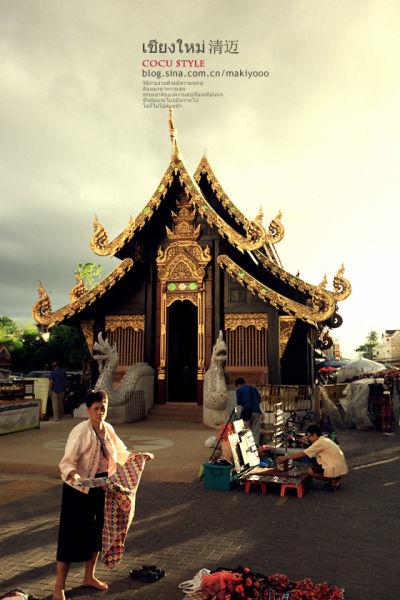 有着众多千年历史的寺庙