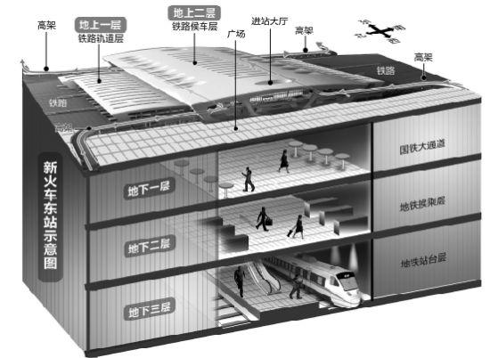 高铁底座结构图