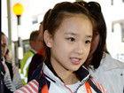 韩体操美少女引轰动