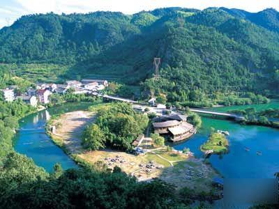 杭州周边旅游景点 享受大自然赋予的天然空调