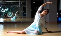 舞蹈需要经常的练习
