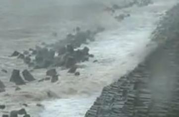 海葵14:30进入杭州 未来2到3小时杭州仍暴雨