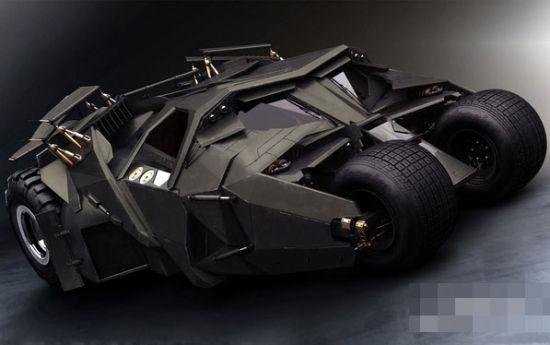 电影与汽车盘点科幻电影中的未来汽车 保定车市高清图片
