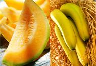 哈密瓜+香蕉易导致肾衰