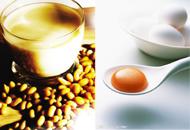 鸡蛋+豆奶会影响营养吸收