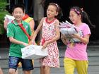 杭州各中小学开学