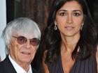 81岁F1老板伯尼迎第三春