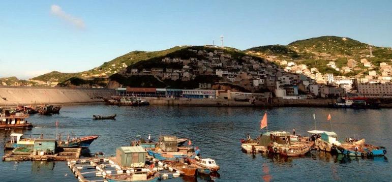 浙江的列岛