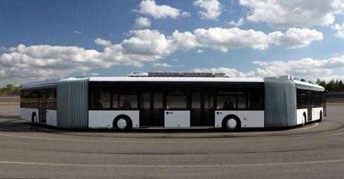 世界上最长长长的公交车