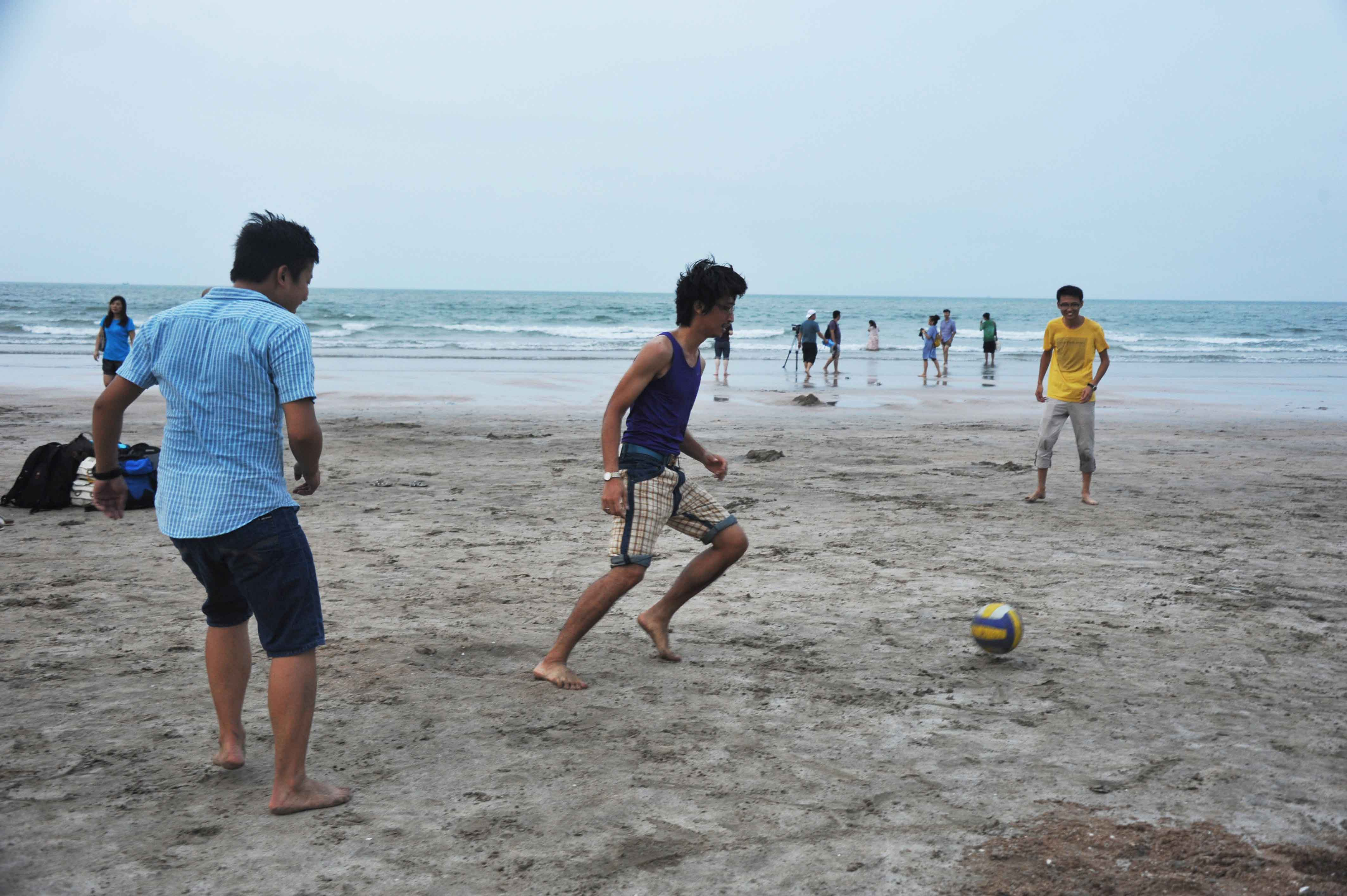 玩转海岛沙滩看我的