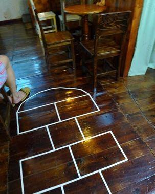 跳房子游戲