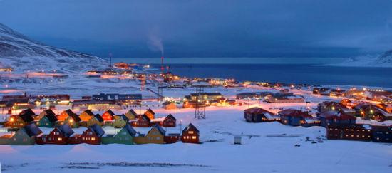 挪威朗伊爾城