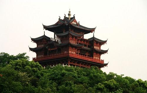 杭州城隍阁免费开放(点击更多高清美图)
