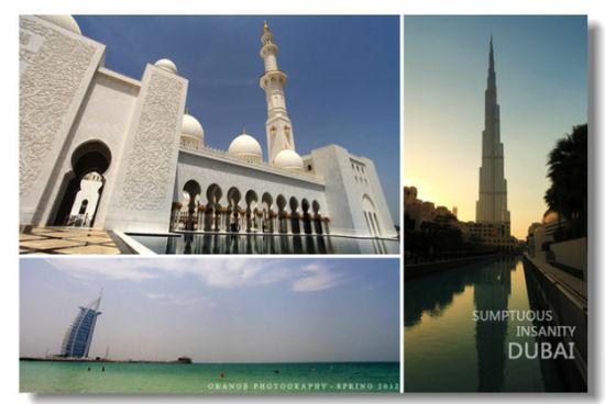 这一趟迪拜之行,正好赶上伊斯兰国家的斋月