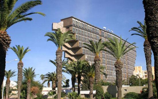 突尼斯杜拉卡大酒店