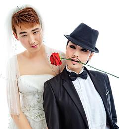 婚纱季第二期:婚纱也疯狂