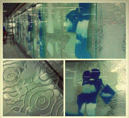 龙翔桥站艺术墙(点击更多高清美图)