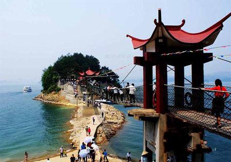 杭州千岛湖一日游 旅游行程和景点(组图)
