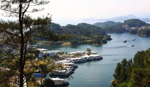 千岛湖旅游(点击更多高清美图)