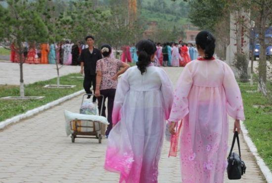 朝鲜女人如何谈婚论嫁