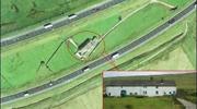 英国高速路:最勇敢钉子户
