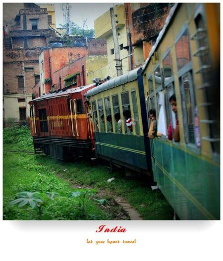 印度火车之旅