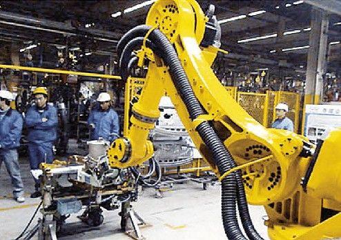 全球工业机器人产业发展模式