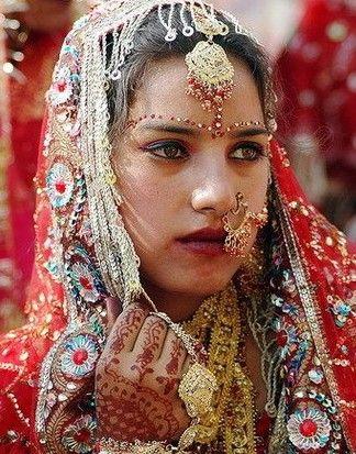 印度乡镇缺少新娘