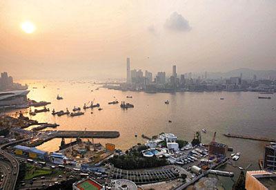 香港元旦天气(点击更多高清美图)