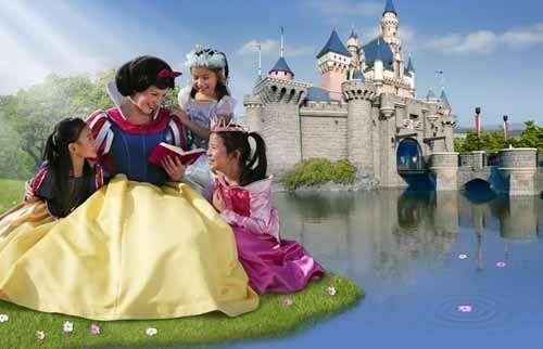 香港迪士尼公园(点击更多高清美图)