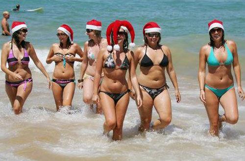 澳大利亚的邦迪海滩(点击更多高清美图)