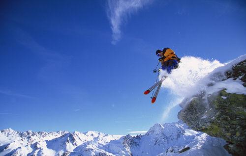 冬日滑雪(点击更多高清美图)