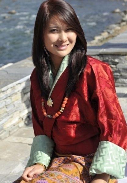 不丹农村民间不少地方女子的地位高于男子