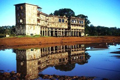 肯尼亚树顶酒店(点击更多高清美图)