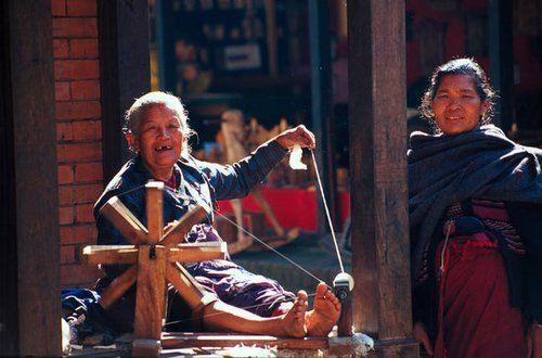 贫穷但快乐的不丹(点击更多高清美图)