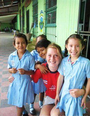 在泰国做英语老师(点击更多高清美图)